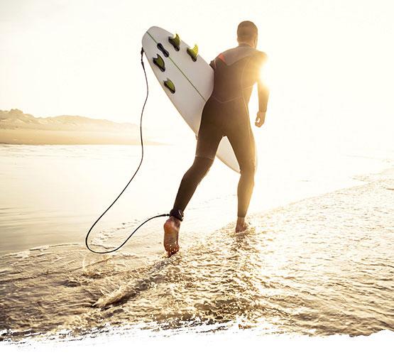 Lifestyle Surfer